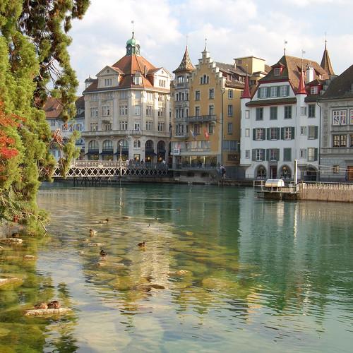 Luzerner Altstadt