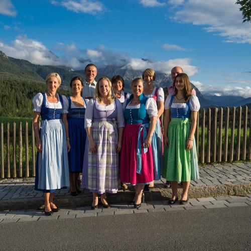 Team Tourist-Information Mittenwald