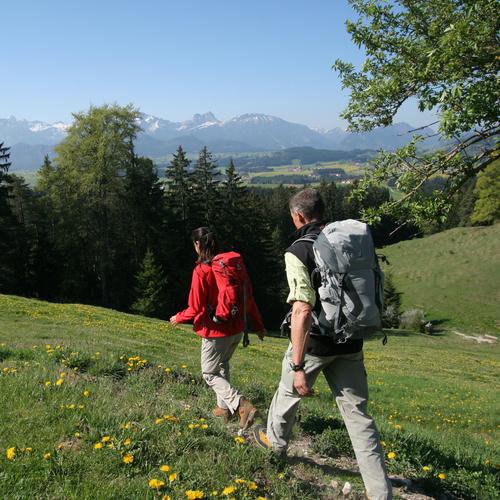 Wanderung auf dem Beichelstein