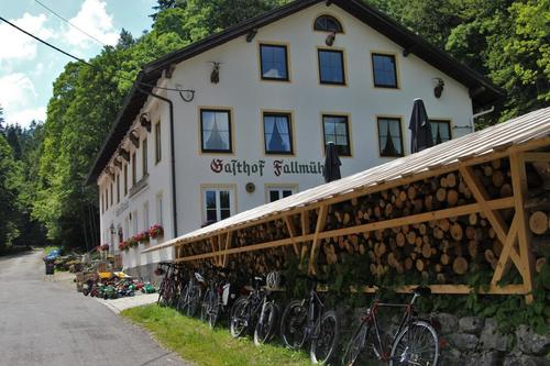 Bett+Bike Betrieb Gasthof Fallmühle