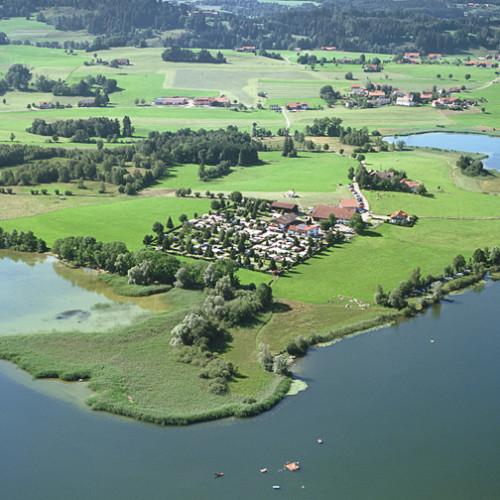 insel-camping.de Insel Camping am See - Waltenhofen - HOME