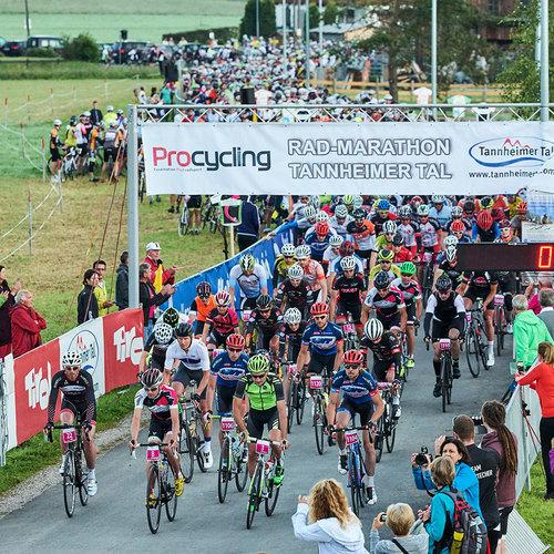 Top-Radsport: Rad-Marathon Tannheimer Tal