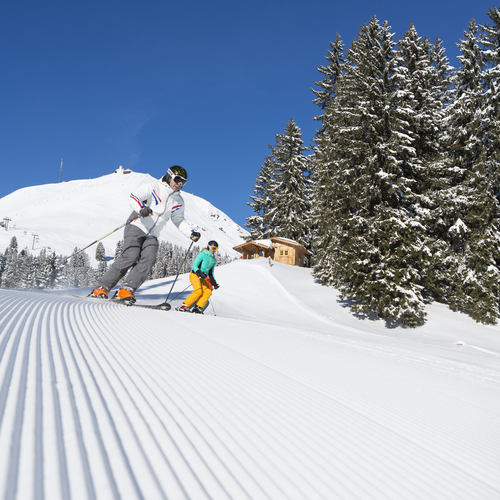 Skifahren Brixen im Thale