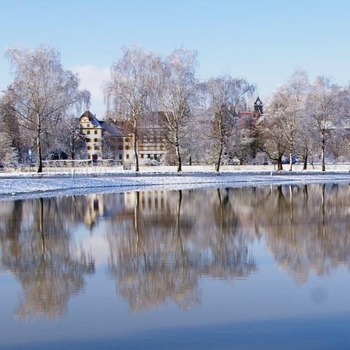 Schloss Winter Böhne