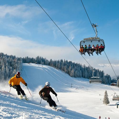 Ski in Pyhrn-Priel