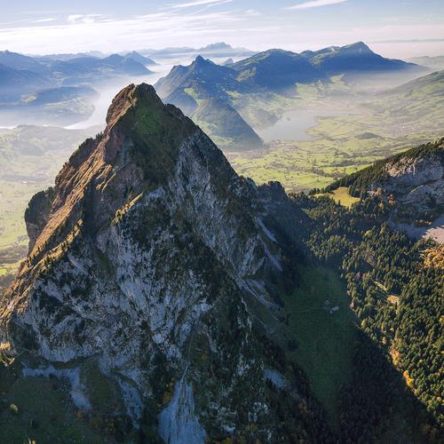 Mythen Gipfel
