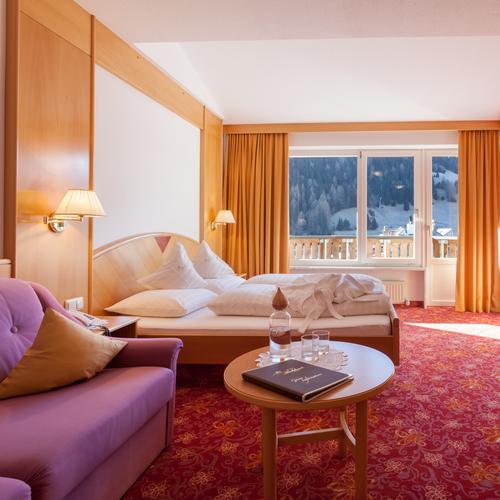 Doppelzimmer Luxuszimmer