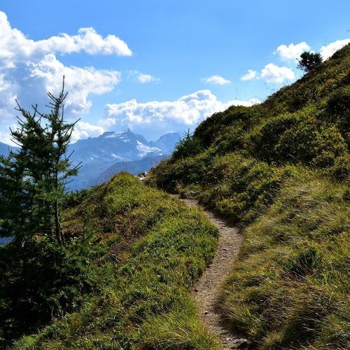 Themenweg Berge