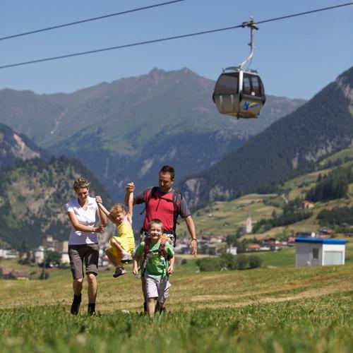 Bergkastelseilbahn