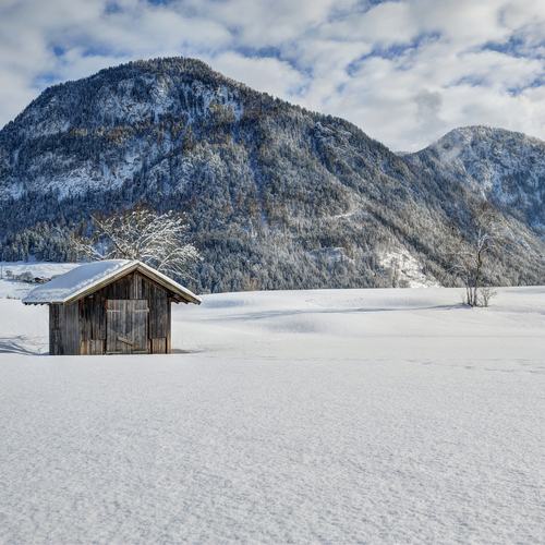 Winter Lofer und Umgebung