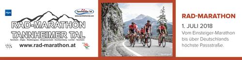 Rad-Marathon Tannheimer Tal 2018