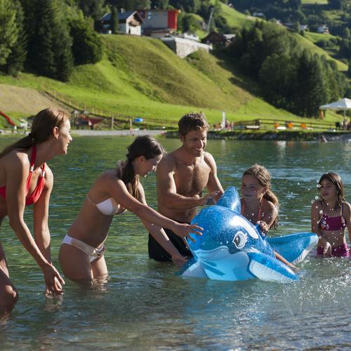 Spiel-, Sport- und Wasserpark in See