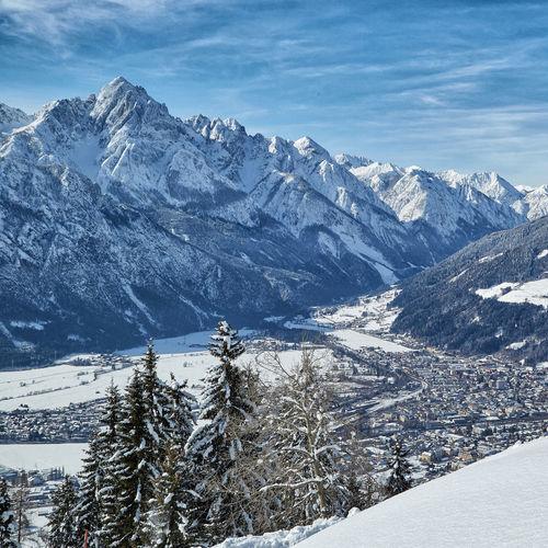 Skitour Lienz
