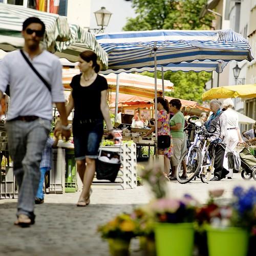 Wochenmarkt Leutkirch