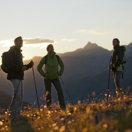 Wanderparadies Galtür in Paznaun