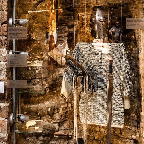 Ausstellung im Stolper Turm