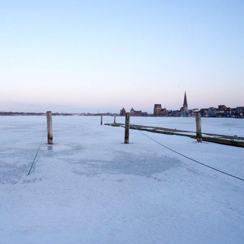 Winter Rostock
