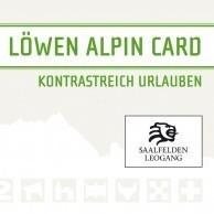 Logo Löwen Alpin Card