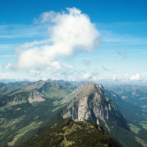 Panorama Kanisfluh