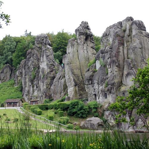 Externsteine bei Horn-Bad Meinberg
