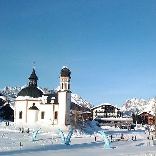 Seekirchl Winter