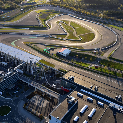 Nürburgring_Wolkenkratzer CC BY-SA 4.0 via Wikimedia Commons.jpg