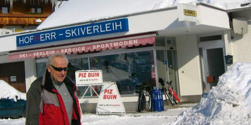 Skiverleih hofherr oberdorf 9 hotel tyrol skiverleih for Depot berlin filialen