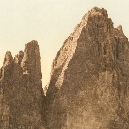 Bleiche Berge