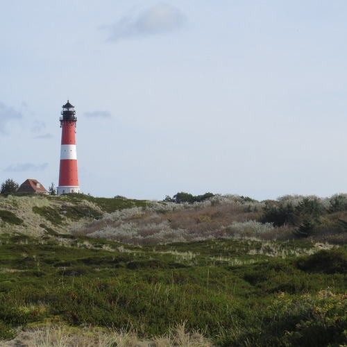 Leuchtturm Hörnum