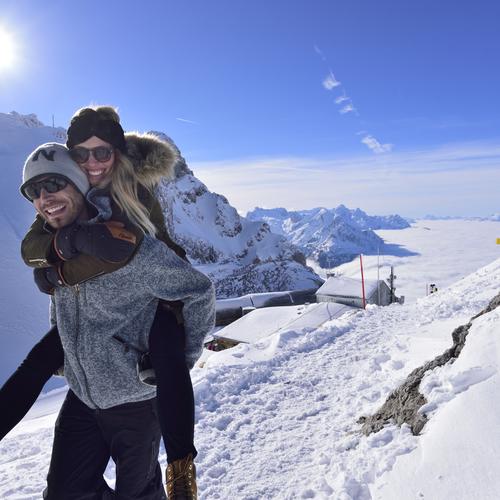Karwendel Winterwandern