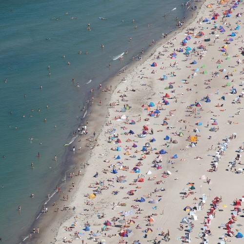 Strand Warnemünde
