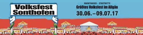 Volksfest Sonthofen