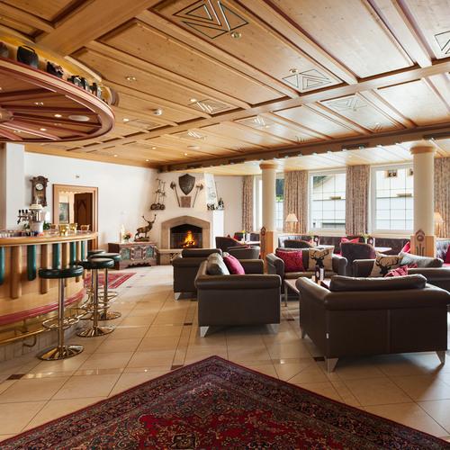 Hotel Hochland Hotelhalle