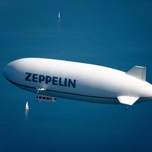 Zeppelin Rundflüge