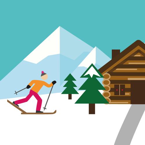 Tipps für Winterfreunde im Allgäu, in Tirol, Vorarlberg und im Salzburger Land