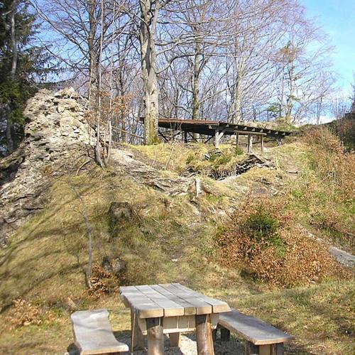 Burgruine Hugofels