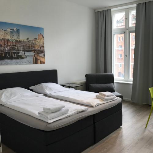 "Appartement ""8er Deck"""