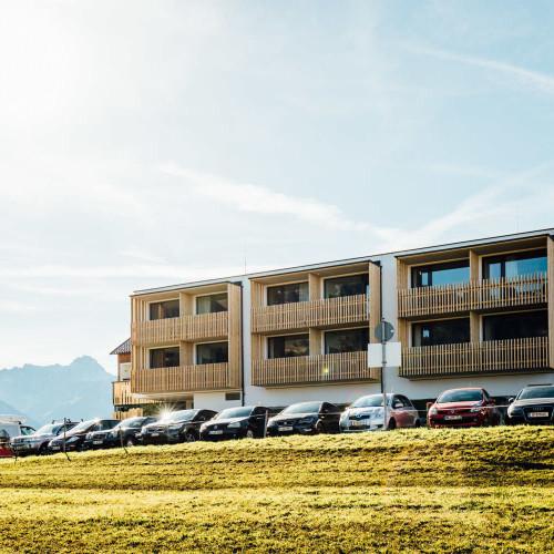 Neubau Genuss- & Aktivhotel Sonnenburg