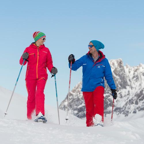 Routen und Touren im Winter