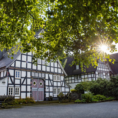 Fachwerkhaus im Schmallenberger Sauerland