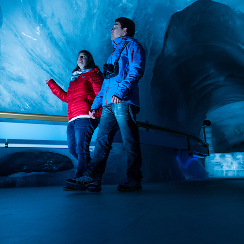Gletschergrotte