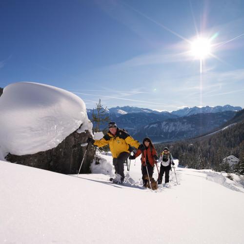 Schneeschuh - Wandern