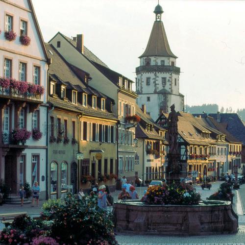 Gengenbach Altstadt