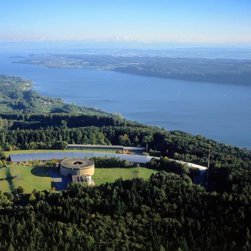 Luftbild Bodensee-Wasserversorgung