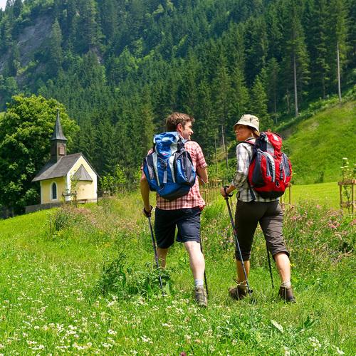 kapellenwanderweg-grossarltal-sommer_Aktivität