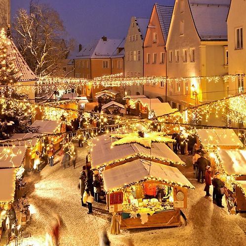Kaufbeurer Weihnachtsmarkt