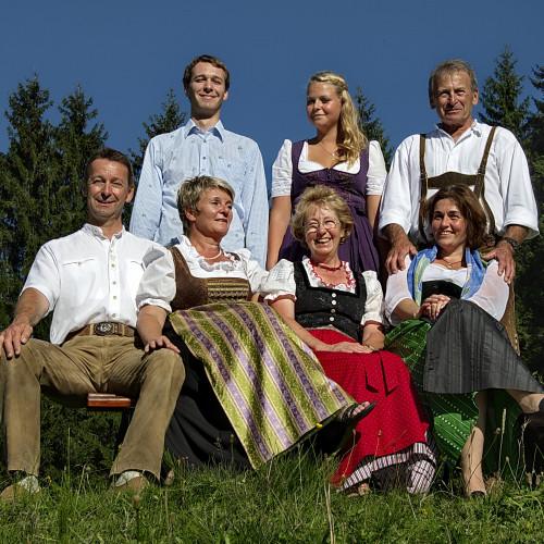Ihre Gastgeber Familie Kirchmann
