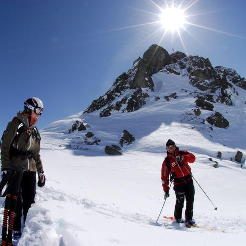 Traumhafte Skitour in der Kelchsau