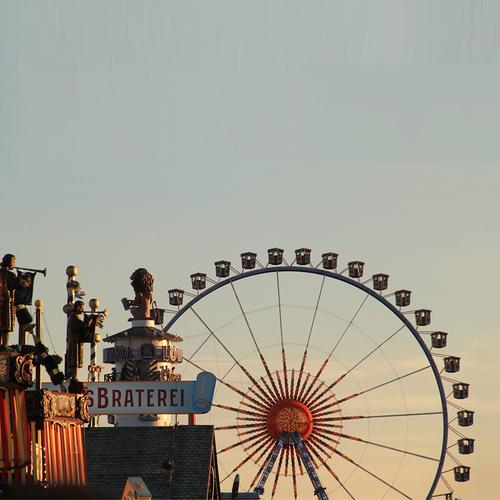 Lust auf das größte Volksfest der Welt? Auf zum Oktoberfest in München!