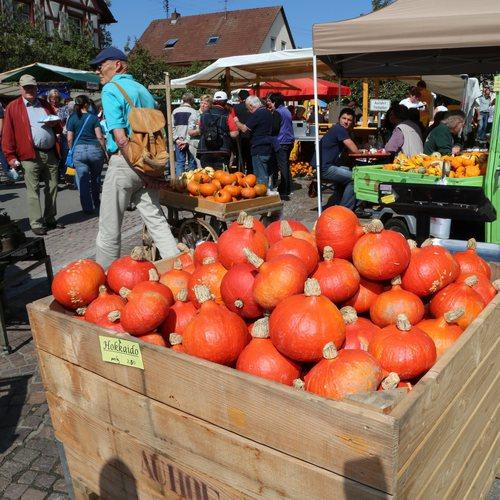 Frickinger Herbstmarkt